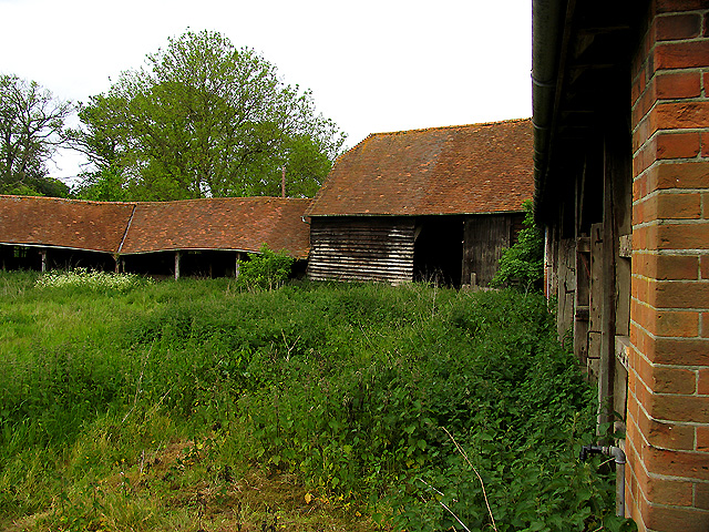 Wellhouse Disused Farm Buildings