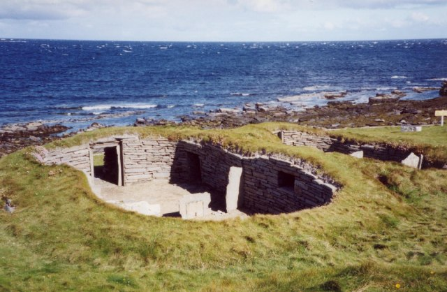 Knap of Howar, Papa Westray, Orkney