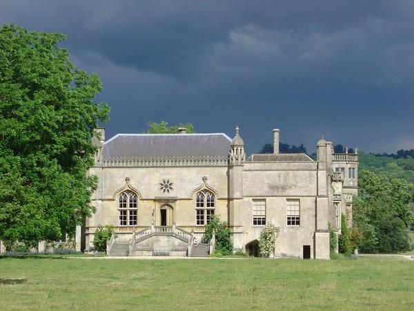 Lacock Abbey, Lacock, Wiltshire
