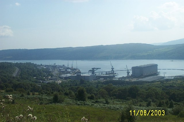 Top Secret  Faslane Gareloch