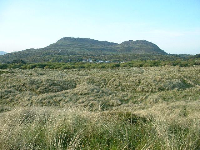 Ancient dunes, near Porthmadog