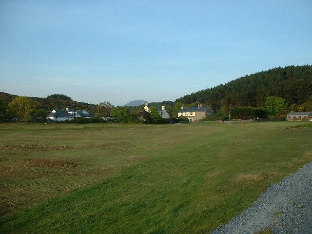 18th Fairway, Porthmadog Golf Club