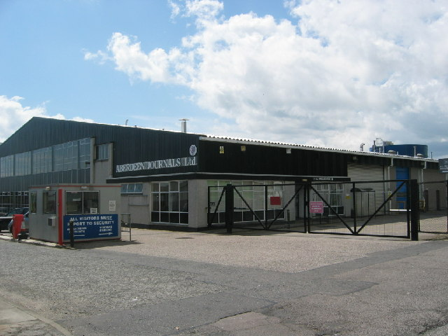 Whitemyres Avenue Industrial Estate, Aberdeen
