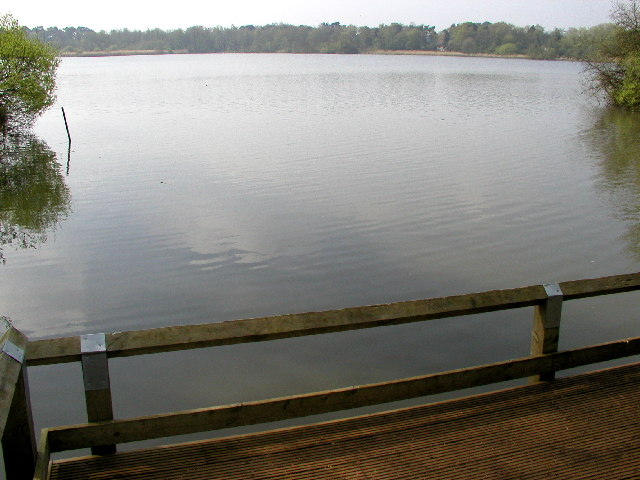 Fleet Pond from the north east