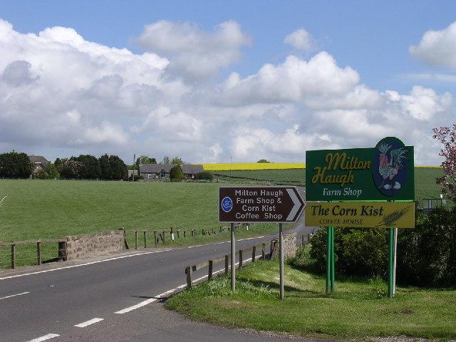 Farm diversification, Milton of Carmyllie