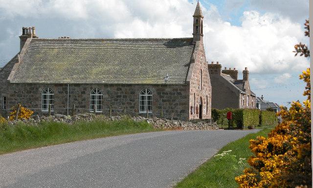 Church at Blairdaff