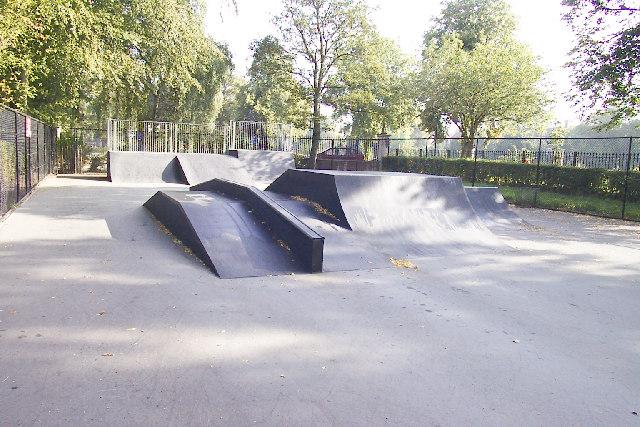 Riverside Skatepark York