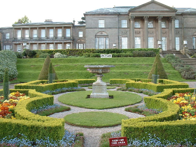 Tatton Hall, Tatton Park