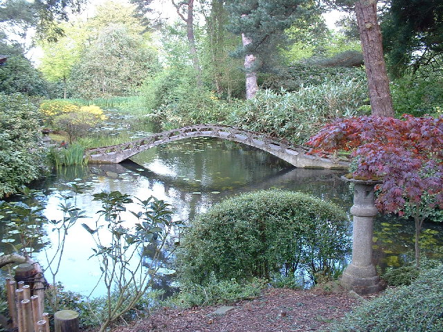 Japanese Garden, Tatton Park