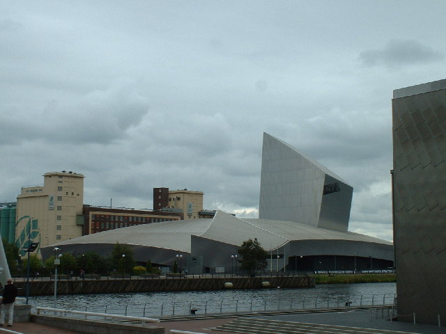 Imperial War Museum North, Old Trafford