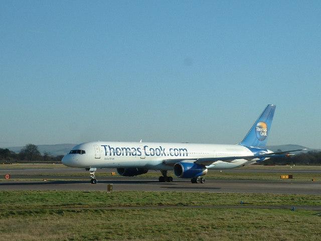 Runway 2, Manchester Airport