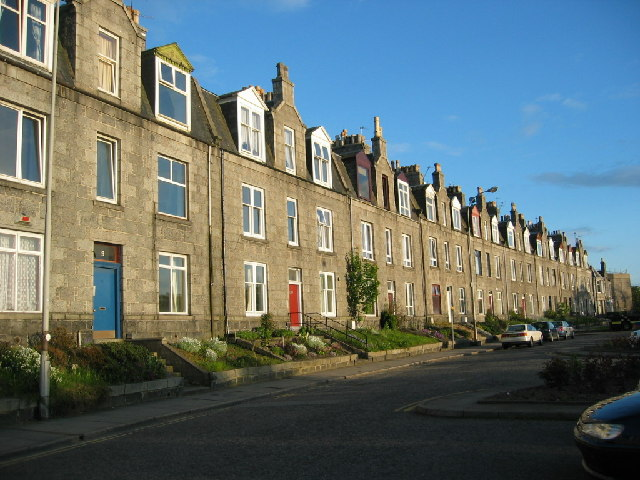 Housing in Torry