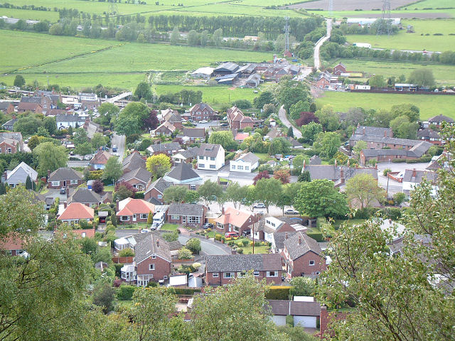 Helsby Village
