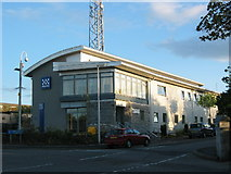 NJ9402 : Police station, Nigg, Aberdeen by Lizzie