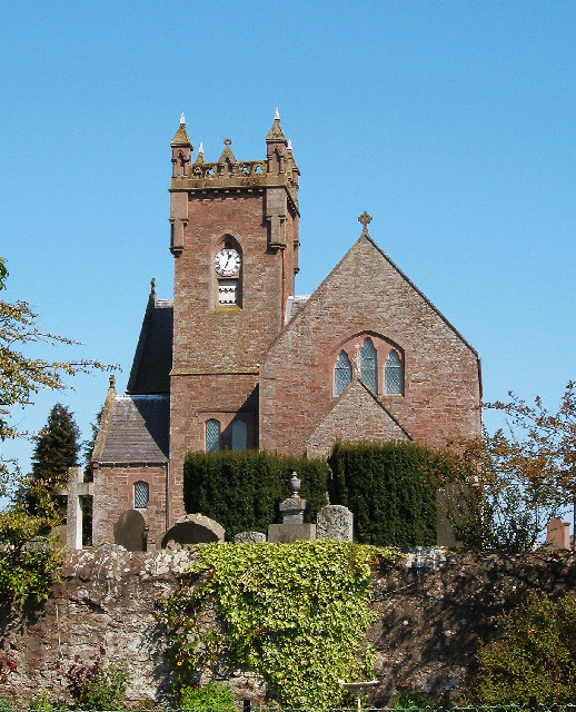 Meigle Parish Church