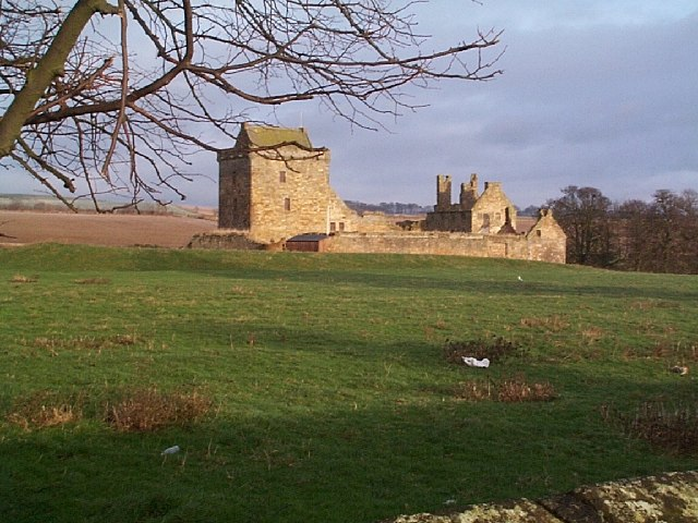 Balgonie Castle