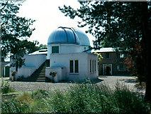 TQ2191 : Mill Hill Observatory by John Barrett