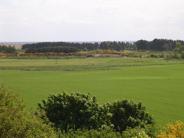 View from Ashbank, near Monifieth