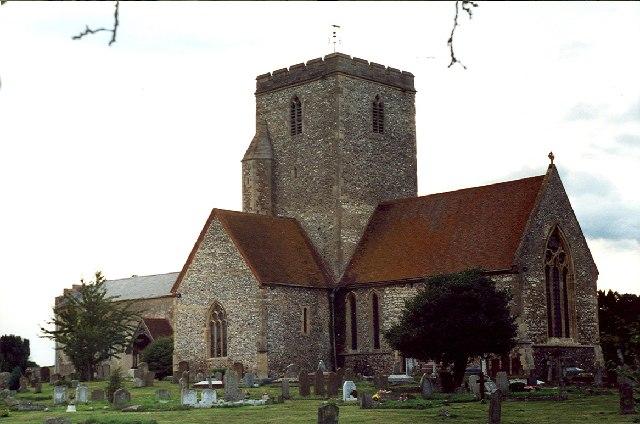 Cholsey Church