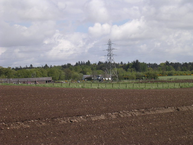 Wilsonhall, near Kirkton of Monikie