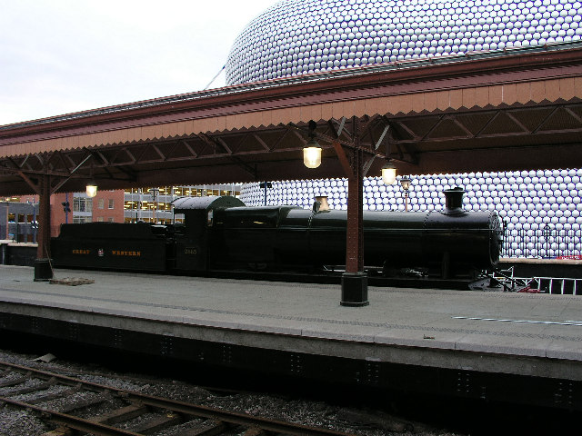 Moor St Station, post-refurbishment