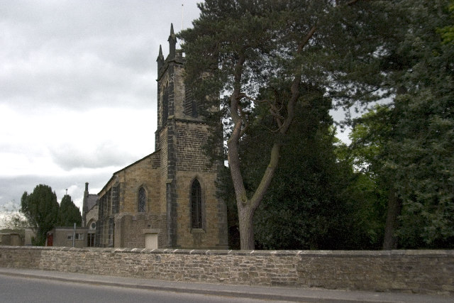Church At Cross Hill