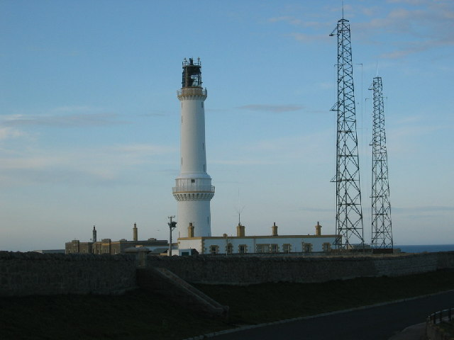 Girdleness Lighthouse