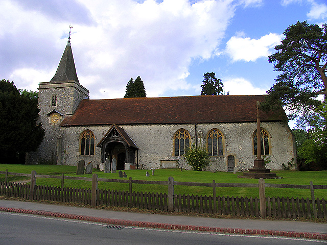Church in Yattendon