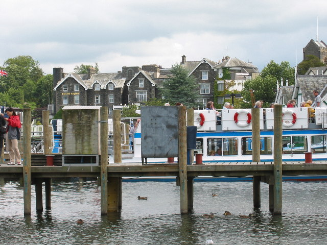 Bustling Bowness