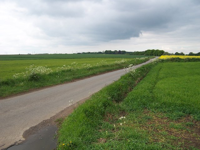 The Road to Alkborough