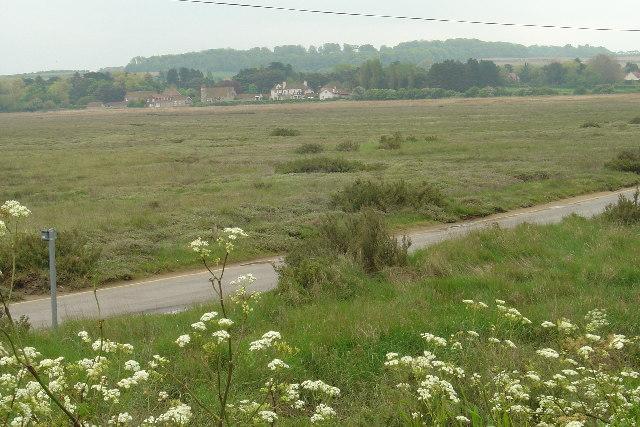 Brancaster Marsh