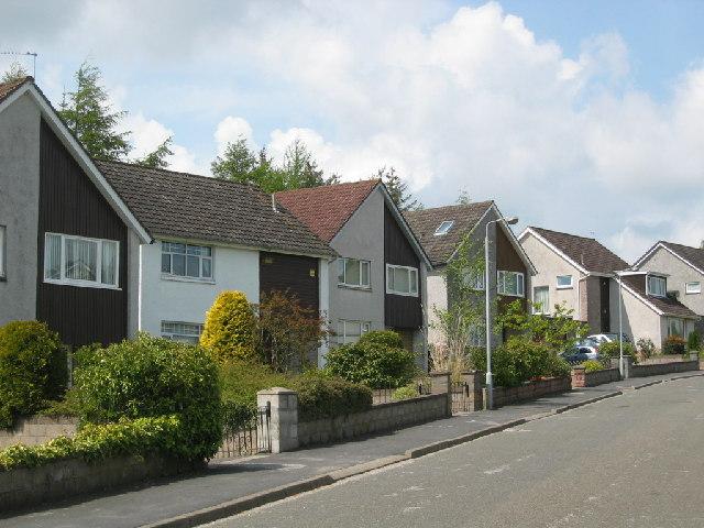 Housing in Milltimber