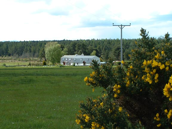 Countryside near Inverness
