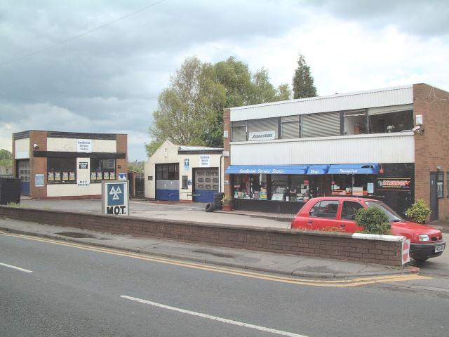Sandbrook Service Station
