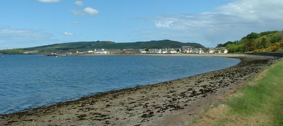 Looking toward Cromarty