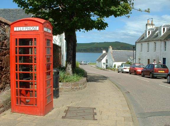 Cromarty Village