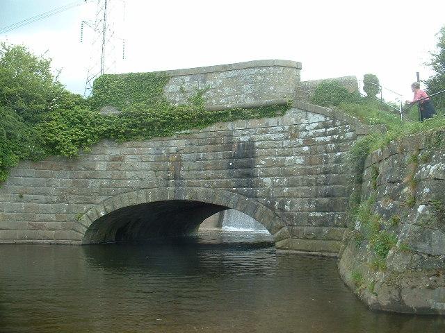 Brock Aqueduct, Lancaster Canal