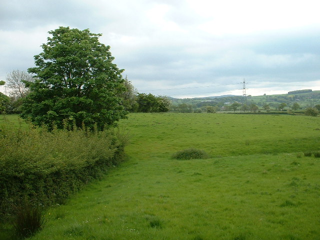 Farmland at Dimples, Garstang