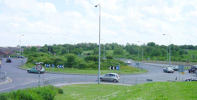 Key Street Roundabout