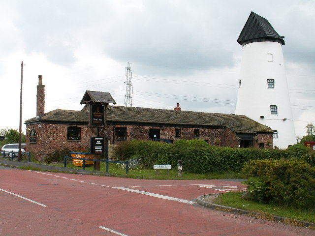 The Windmill Tavern