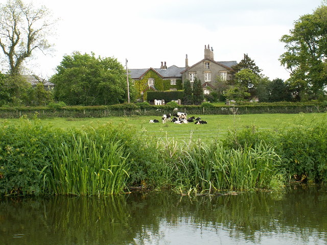 Salwick Hall Farm