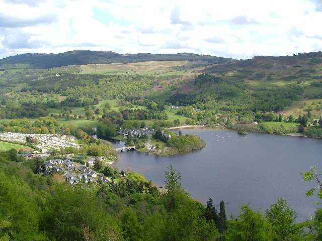 Kenmore from Drummond Hill