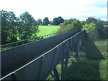 SJ6115 : Telford's Aqueduct at Longdon by Allan Williams