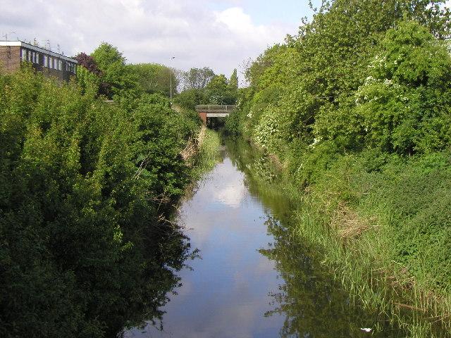 Burstwick Drain in Hedon