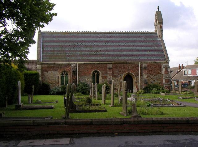 Thorngumbald Church