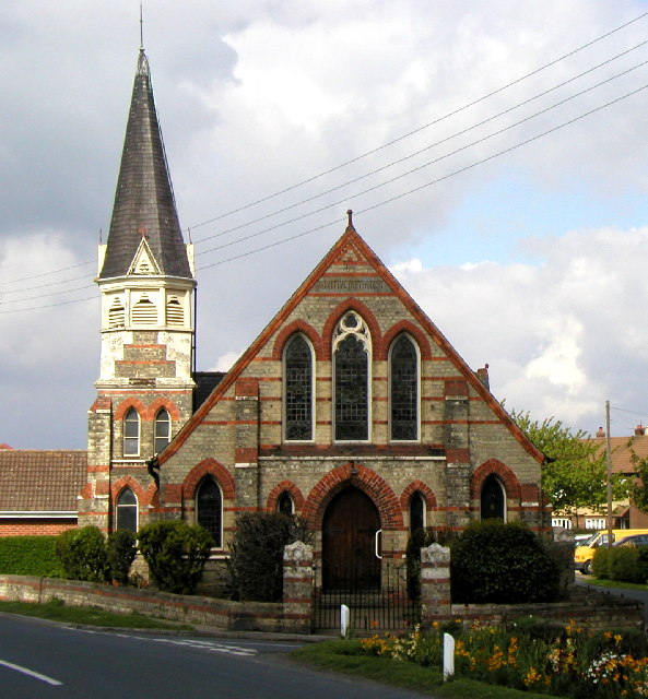 Burstwick Methodist Church