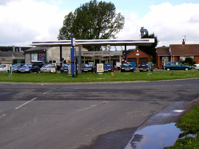 Burstwick service Station