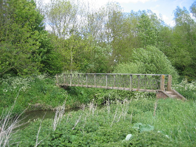 Bridge over River Leam