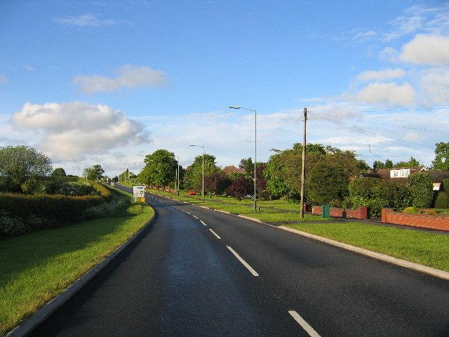 Leicester Lane, Lillington