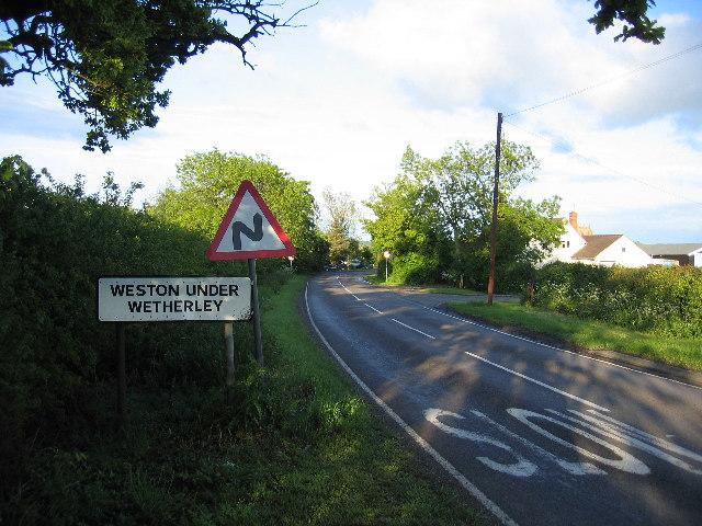 Weston under Wetherley